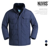 [뉴비스] NUVIIS - 웰론 다운라이크 패딩점퍼 (MR009PD)