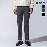 [모니즈]MONIZ 본딩 기모 슬랙스 PSL901