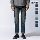[모니즈]MONIZ 클래식 워싱 기모 청바지 PDN905 데님팬츠