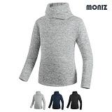 [모니즈]MONIZ 기모 베이직 터틀넥 목폴라 니트 KNP082