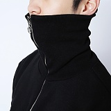 [뉴해빗]NUHABIT [N] - 아노락 지퍼 목폴라 - 터틀넥 목폴라 - 3color