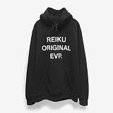 [레이쿠] reiku original evp hoodie-k black 기모 후드티 후디