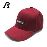 [REVOSTEP]레보스텝 스트릿 버클 볼캡 (버건디) 야구모자