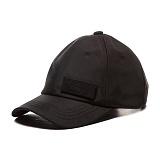 [에이피오13]APO13 VELCRO PATCH BALLCAP (BLACK) 밸크로 패치 볼캡 야구모자 (VR 사은품 증정)