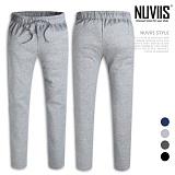 [뉴비스] NUVIIS - 기모 스키니 트레이닝 바지 (ZA072LPT)