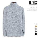 [뉴비스] NUVIIS - 피셔 폴라니트 (DS111KN) 터틀넥
