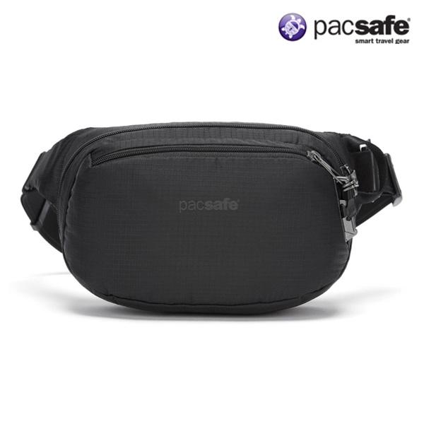 [팩세이프]PACSAFE - Vibe 100 Black (도난방지용 힙색 웨이스트백)