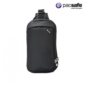 [팩세이프]PACSAFE - 2017 New Vibe 325 Black 공식수입정품 (도난방지 여행용 크로스 슬링백)