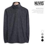 [뉴비스] NUVIIS - 베이직 미르 폴라니트 (ZA086KN) 터틀넥