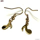 [섹스토]SEXTO - [써지컬스틸][귀걸이]G-TYPE 003 GOLD