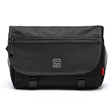 [스타일플랜] STYLEPLAN WEAR MESSENGER BAG (BLACK) 메신저백 메신져백 가방 라이딩 메쉬 망사