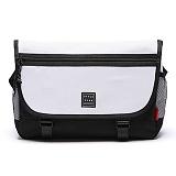 [스타일플랜] STYLEPLAN WEAR MESSENGER BAG (WHITE) 메신저백 메신져백 가방 라이딩 메쉬 망사