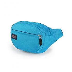 정품뱃지증정 [잔스포츠]JANSPORT - 피프스애비뉴 (TAN101F - Blue Crest) 잔스포츠코리아 정품 AS가능 힙색 웨이스트백 가방