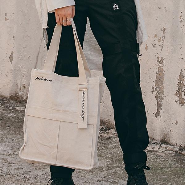 [로아드로아]ROIDESROIS - AH CHOO SHOULDER BAG (IVORY) 숄더백 가방 에코백
