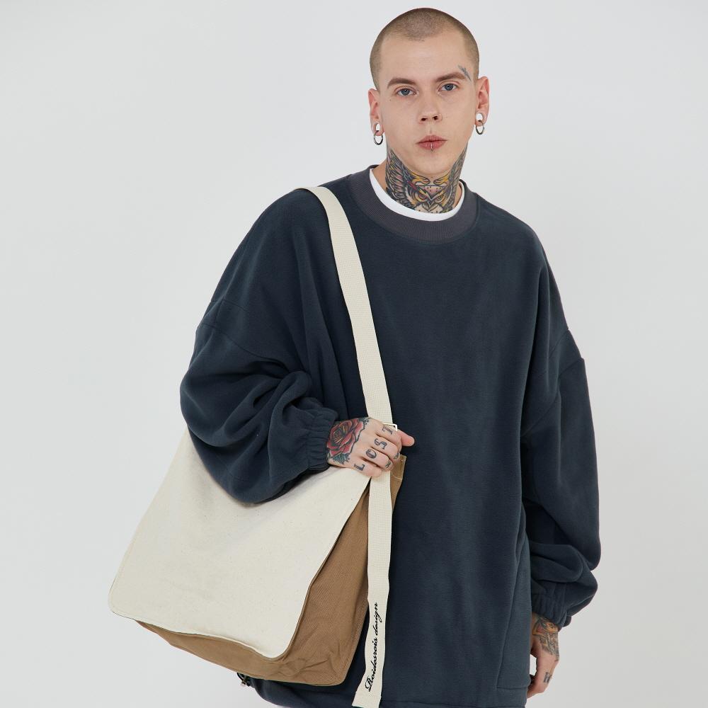 [로아드로아]ROIDESROIS - MURMUR SHOULDER BAG (IVORY) 숄더백 가방