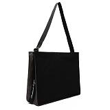 [로아드로아]ROIDESROIS - MURMUR SHOULDER BAG (BLACK/GRAY) 숄더백 가방