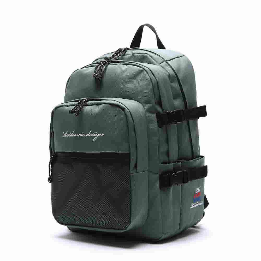 [단독판매][로아드로아]ROIDESROIS - OH OOPS BACKPACK (D.GRAY) 백팩 가방 오웁스백팩 망사백팩 메쉬백팩