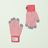 [피스메이커]PIECE MAKER - HERITAGE SMART GLOVE LE (PINK) 커플 스마트 장갑