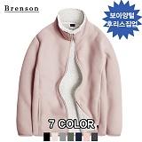 [Brenson]브렌슨 - 보아양털 후리스 집업