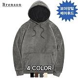 [Brenson]브렌슨 - 보아양털 투톤 베어후드