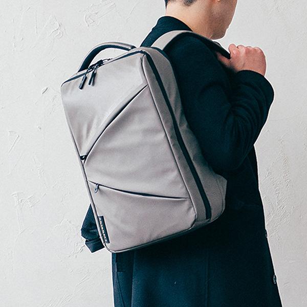 [에이지그레이]AGEDGRAY - AI06FCG Shadow 노트북 백팩 그레이