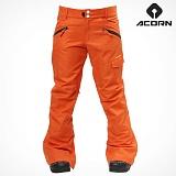 [에이콘]ACORN 멀린팬츠 오렌지 여성용 보드복/스키복