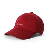 [버빌리안]BUBILIAN Logo Ball Cap_RED 볼캡 야구모자