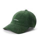 [버빌리안]BUBILIAN CORDUROY BALL CAP_GREEN 골덴 볼캡 야구모자