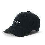 [버빌리안]BUBILIAN CORDUROY BALL CAP_BLACK 골덴 볼캡 야구모자