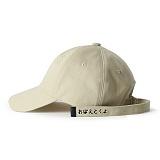 [버빌리안]BUBILIAN LONG STRAP BALL CAP_BEGIE 롱 스트랩 볼캡 야구모자