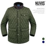 [뉴비스] NUVIIS - 웰론 퀄팅 경량패딩점퍼 (MR014PD)