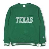 [챔피온]Champion - Campus Crewneck Sweat (C3-H003) Green 맨투맨 스��셔츠