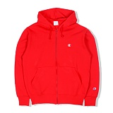 [챔피온]Champion - Full Zip Hoodie(C3-C119) Red 후드집업 후드
