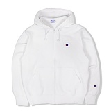 [챔피온]Champion - Full Zip Hoodie(C3-C119) White 후드집업 후드