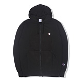 [챔피온]Champion - Full Zip Hoodie(C3-C119) Black 후드집업 후드