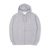 [챔피온]Champion - Full Zip Hoodie(C3-C119) Grey 후드집업 후드