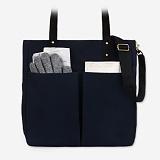 [모노노] MONONO - Super Oxford 6 Pocket 3 Way Bag Vintage Navy (사계절용)