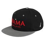 [킹포에틱] KING POETIC SNAPBACK MAMA 006 (BLACK/GRAY) 스냅백