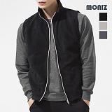 [모니즈]MONIZ 데일리 남여공용 후리스 조끼 FLE034