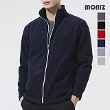 [모니즈]MONIZ 데일리 남여공용 후리스 집업자켓 FLE031