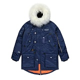 STIGMA - CLOSER N-3B PARKA NAVY