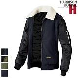 [해리슨] HARRSION 모직 배색 양털 자켓 RW1389