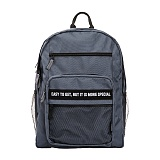 [해시35] HASH35 - Time Mesh Backpack (Gray) 타임 메쉬 백팩