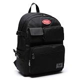 [데이라이프] 멀티 포켓 백팩 (블랙) 메쉬 백팩 신학기 가방