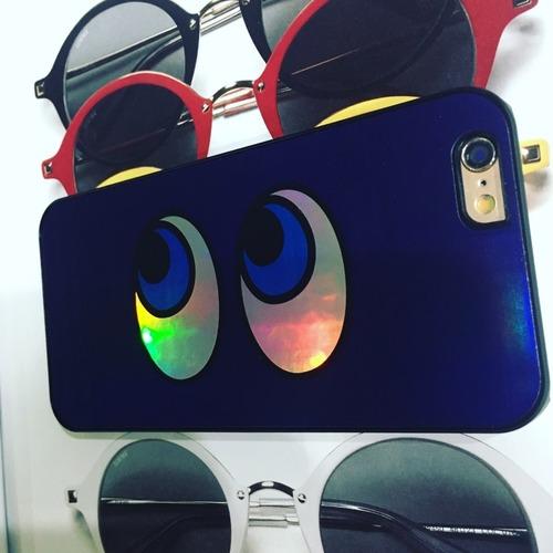 디팍스 - 반짝눈알(5TYPE) TWINKLE CASE 휴대폰케이스