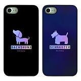 [DPARKS] 디팍스 -DPARKS 강아지 시리즈(2TYPE) TWINKLE CASE 휴대폰케이스