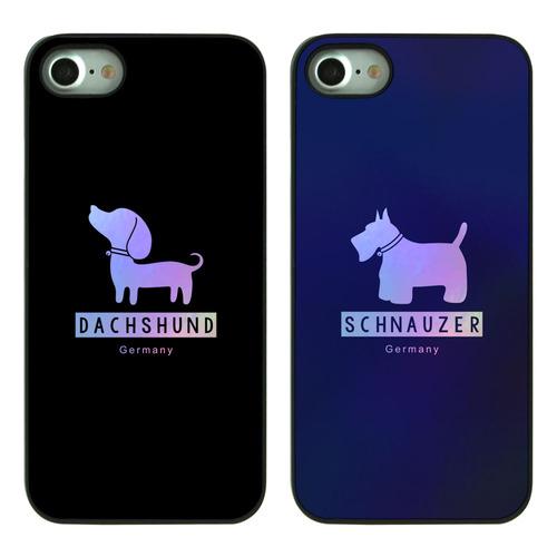 디팍스 - 강아지 시리즈(2TYPE) TWINKLE CASE 휴대폰케이스