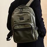 [지플랫] 모토 백팩 (KHAKI)신학기 메쉬 가방 백팩