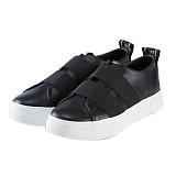 [제이아셀] JEASHER - Classic JS-101 블랙 신발 슬립온 스니커즈