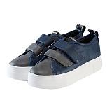 [제이아셀] JEASHER - Classic JS-103 네이비 신발 벨크로 스니커즈
